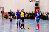 Jitex Mölndal BK - Ytterby IS, Futsal DM Damer